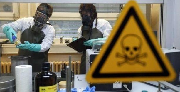 Suriye son kimyasalları da teslim etti