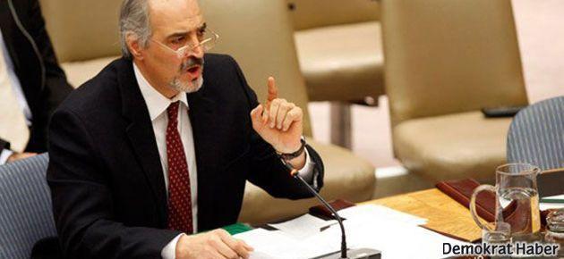 Suriye, Türkiye'yi BM'ye şikayet etti