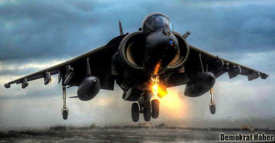 Suriye'de 4 Türk savaş uçağı pilotu yakalandı iddiası