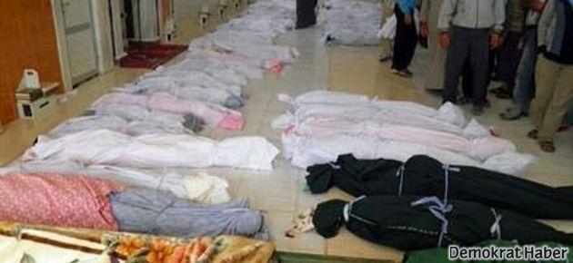 'Suriye'de Aleviler inançlarından dolayı katlediliyor'
