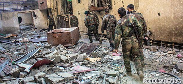 Suriye'de dengeler değişti