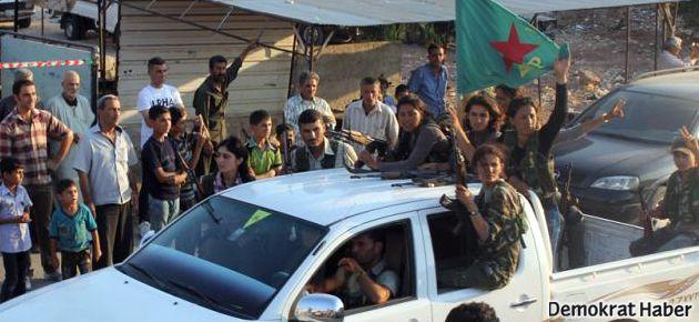 Suriye'de El Kaide lideri Kürtlere esir düştü
