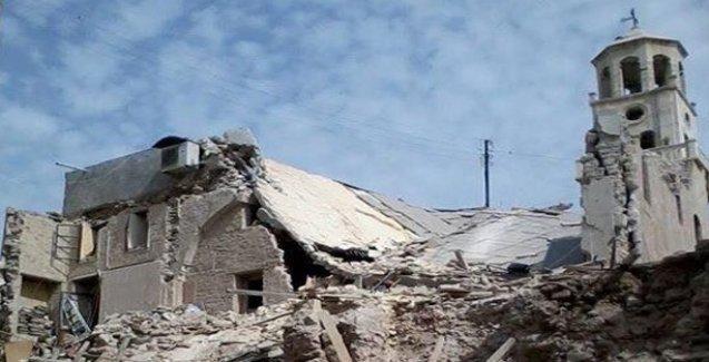 Suriye'de Ermeni ve Süryani izleri siliniyor