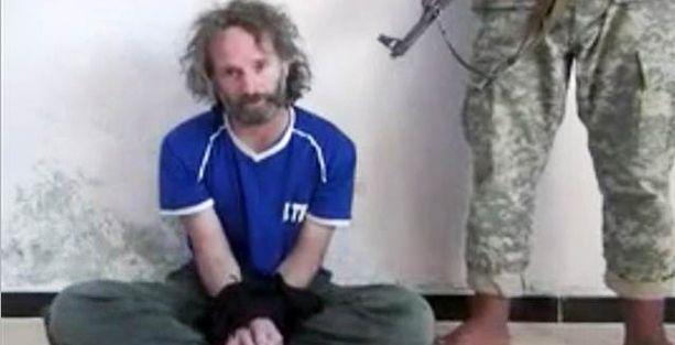 Suriye'de kaçırılan ABD'li gazeteci serbest bırakıldı