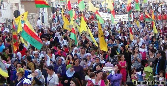 Suriye'de Kürt Baharı!