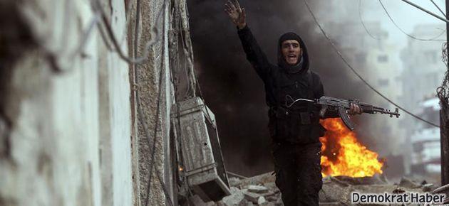 Suriye'deki muhaliflere silah ambargosu iddiası