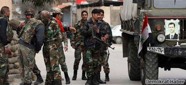 Suriye'de Ordu Halidiye'yi de geri aldı
