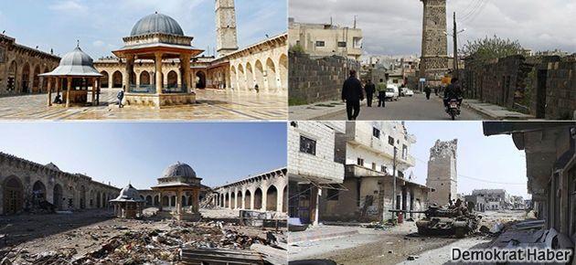 Suriye'deki savaş bir tarihi de yok etti