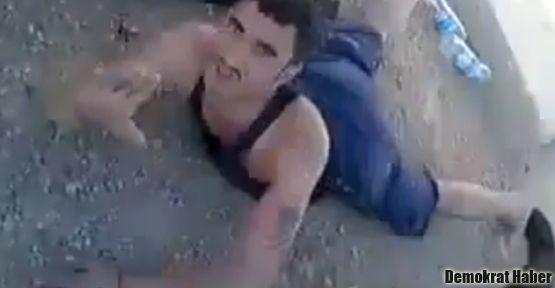 Suriye'den yeni infaz görüntüleri