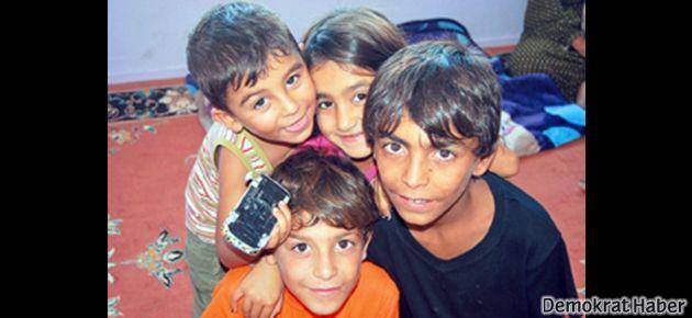 Suriyeli Alevi sığınmacılar evlerine yerleşti