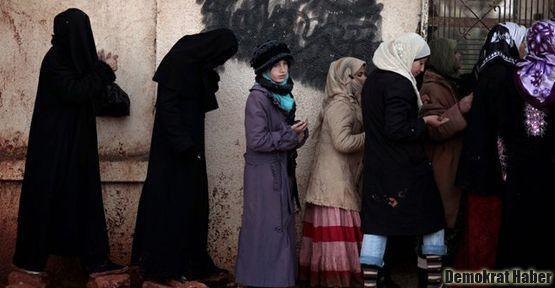 Suriyeli kadınlar insan tacirlerinin hedefinde