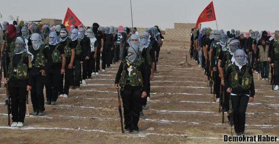 Suriyeli Kürtler ordulaşma kararı aldı