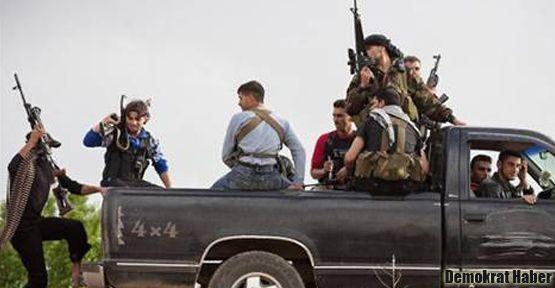 Suriyeli Kürtler silahlı güçlerini birleştiriyor!