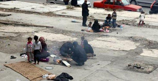 Suriyeli mülteciler Ankara'dan sürüldü