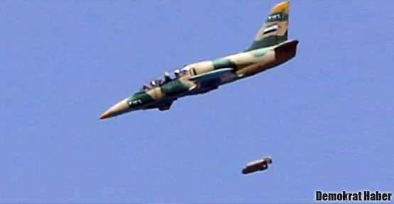 Suriyeli pilot Alevi halka bomba yağdırdı