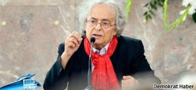 Suriyeli şair Adonis: Bu bir devrim değil!