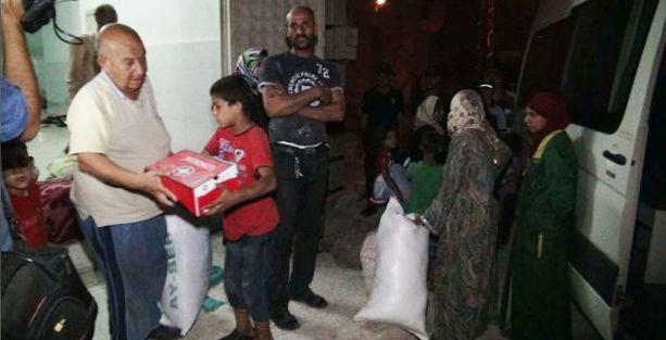 Suriyeliler Kilis'den de tahliye edildi