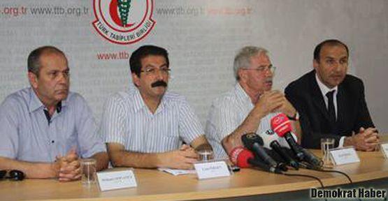 'Suriye'ye emperyalist müdahaleye hayır!'
