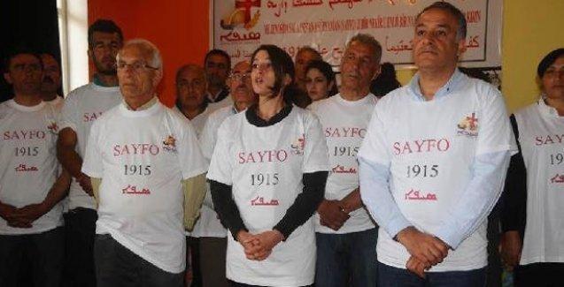 Süryani Soykırımı'nın 100 yılında 100 saatlik açlık grevi