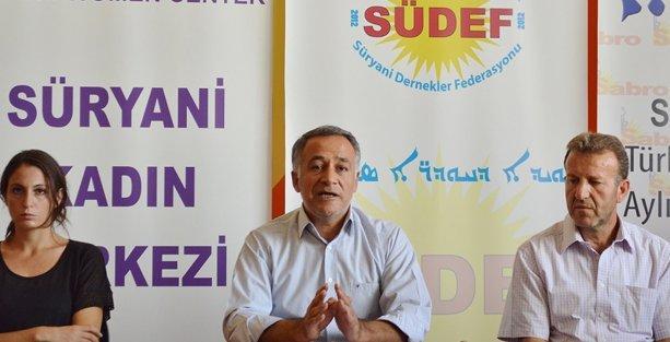 Süryaniler: Kobani düşmemeli, insanlık kaybetmemeli!