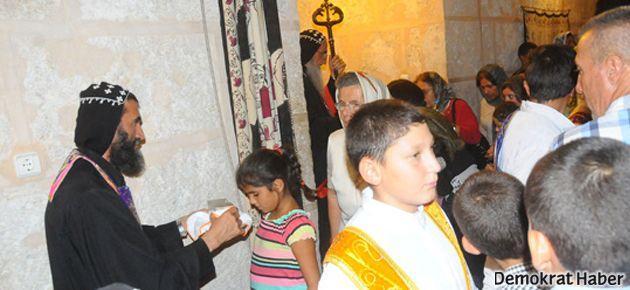 Süryaniler Mor Gabriel'i törenlerle andı