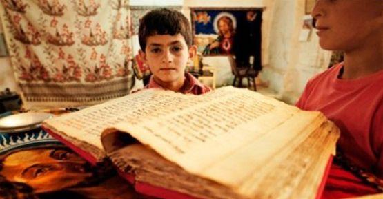 Süryanilere ait şiirler Türkçede