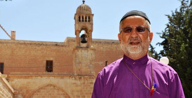 'Süryanilerin Patrikhanesi Kırklar Kilisesi'ne geçsin'