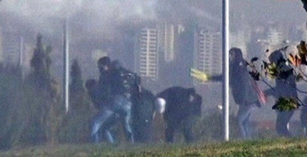 Sütçü İmam Üniversitesi'nde polis müdahalesi
