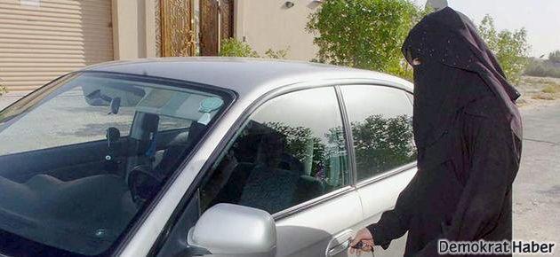 Suudi kadınların direksiyon mücadelesi