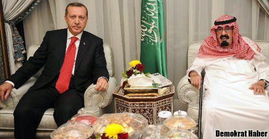 Suudi Kralın hibe ettiği '10 milyar $'ın izi yok!