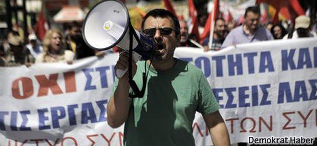 Syriza, Gezi direnişini selamladı