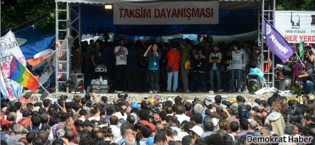 Taksim Dayanışması: Direniş bitmedi!