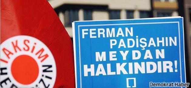 Taksim Dayanışması 'direnişe devam' dedi