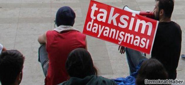 Taksim Dayanışması: Gözaltındaki arkadaşlarımız serbest bırakılsın