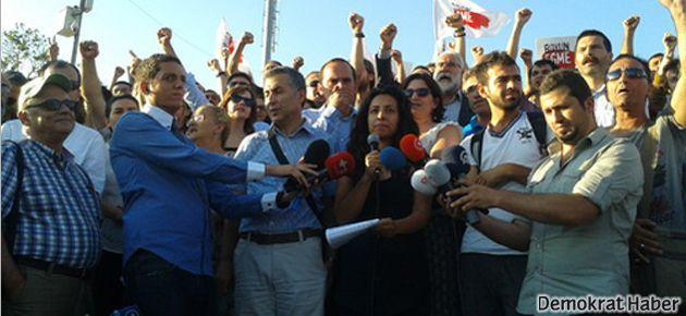 Taksim Dayanışması: Kazanımlarımızın takipçisi olacağız