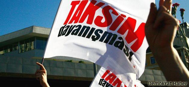 Taksim Dayanışması'ndan soruşturmaya tepki