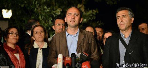 Taksim Dayanışması'nın sözcüsüne sürgün