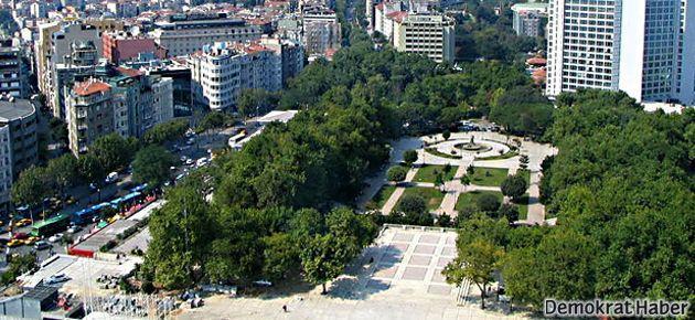 Taksim için 'direniş festivali'