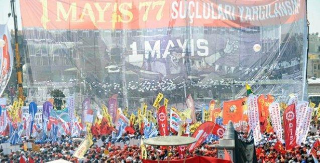 1 Mayıs için Taksim'e doğru yola çıkanların buluşma ve otobüs kalkış noktaları