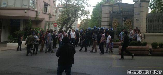 Yine işçiler, yine Taksim, yine polis müdahalesi