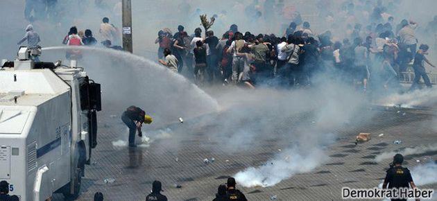 Taksim ve Gezi Parkı'na saldırı sürüyor!