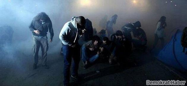 Taksim'e sabah baskını: 'Bunu ancak düşman yapar!'