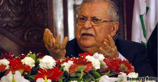Talabani haberleri yalanlandı