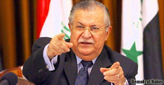 Talabani'den Maliki resti