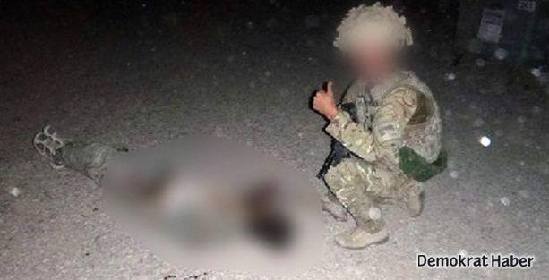 Taliban militanının cesediyle fotoğraf çektiren İngiliz askere soruşturma