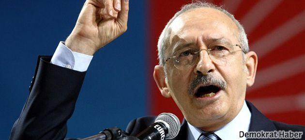 Tanrıkulu için 'ajan' suçlamasına Kılıçdaroğlu'ndan takip