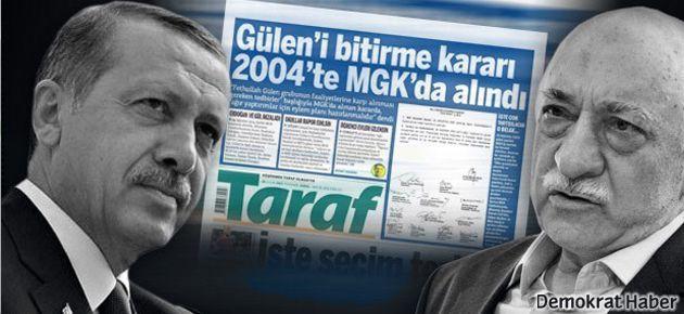 Taraf da Başbakan'a dava açıyor