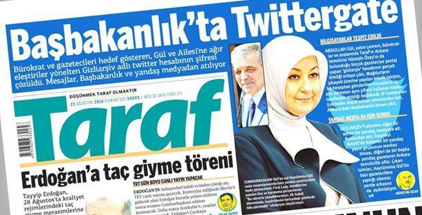 Taraf'tan Twittergate iddiası!