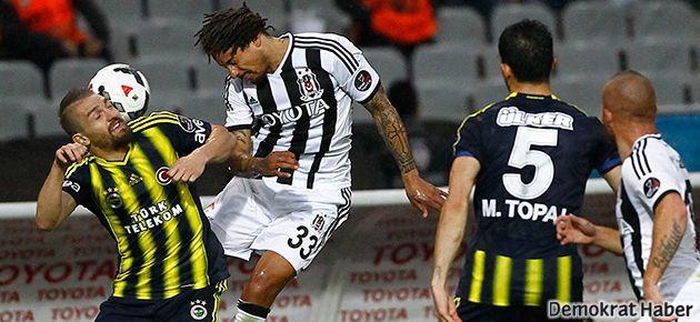 Taraftarsız derbide ne Fener ne Beşiktaş kazandı
