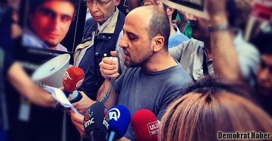 'Tasmalı gazetecilikten değil kelepçeli gazetecilikten taraf olacağız'